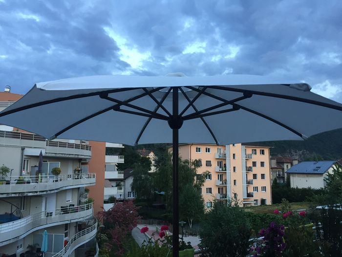 Le parasol droit Solar