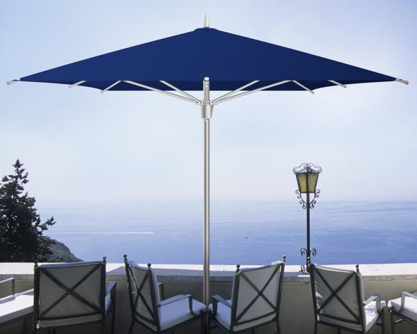 Le parasol de balcon rectangulaire