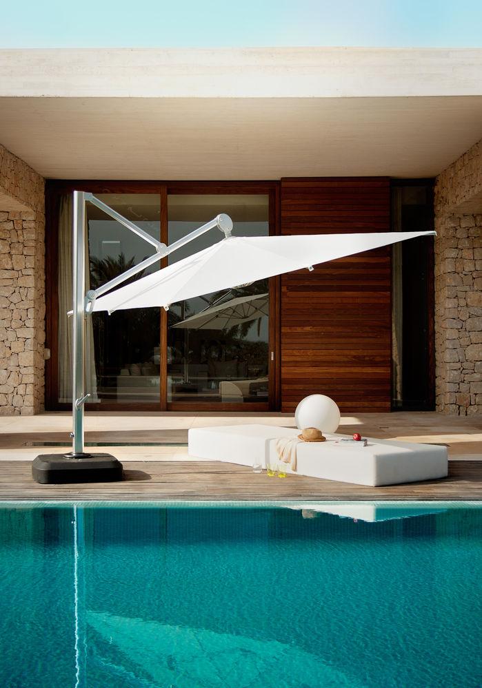 Le parasol : un accessoire design