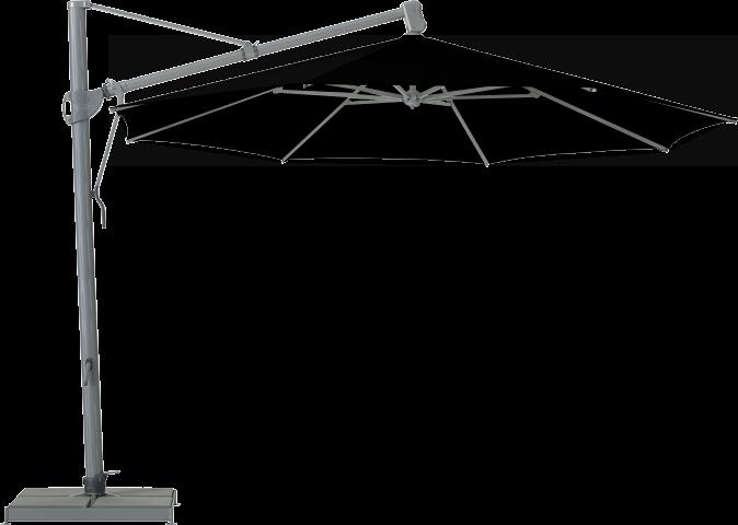 parasol sombrano parasol d port carr 300x300 acrylique. Black Bedroom Furniture Sets. Home Design Ideas