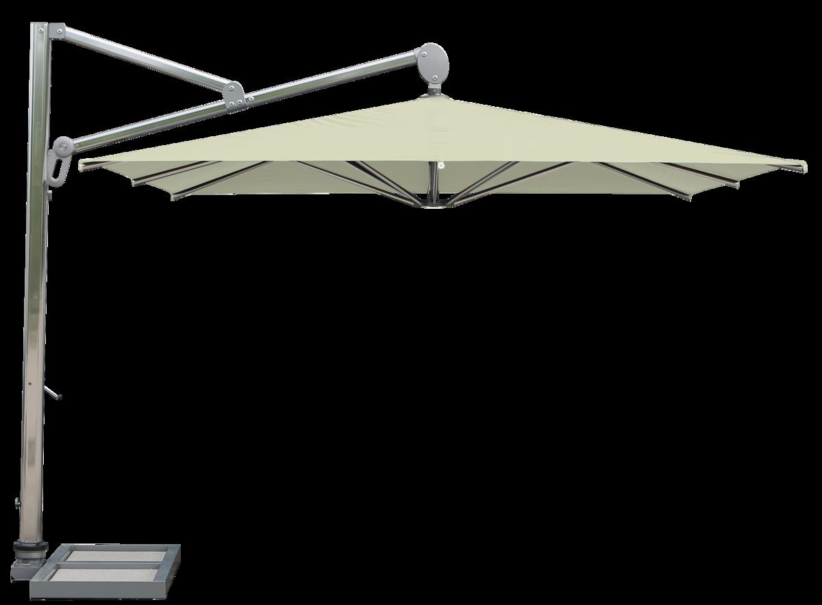 parasol sunflower parasol d port rectangulaire 300x350. Black Bedroom Furniture Sets. Home Design Ideas