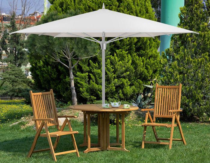 parasol l accessoire d co indispensable au jardin la. Black Bedroom Furniture Sets. Home Design Ideas