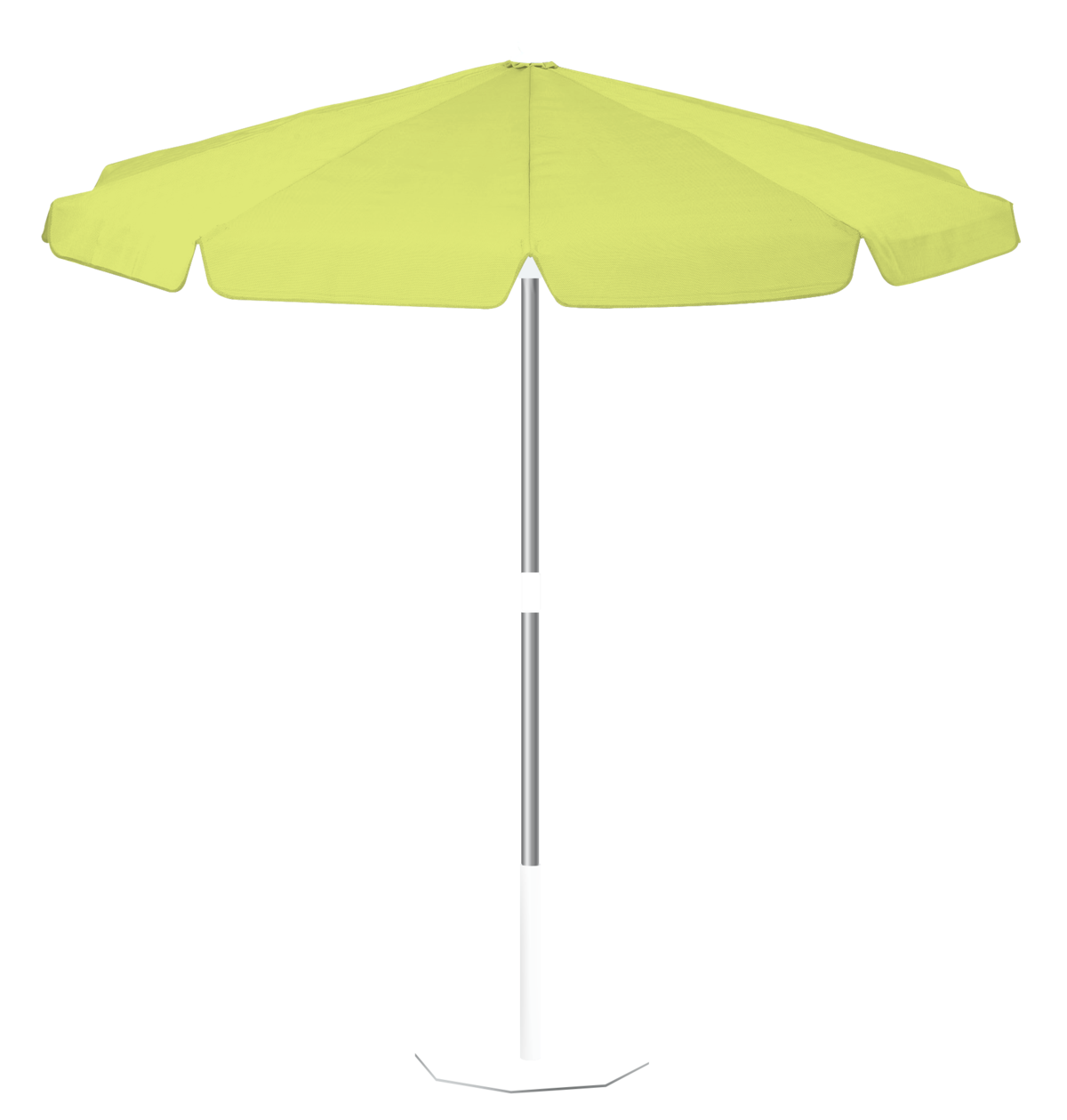 parasol miami parasol inclinable rond 200 polyester. Black Bedroom Furniture Sets. Home Design Ideas