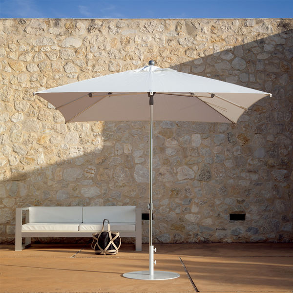 parasol prosun parasol carr 300x300 polyester ardoise la maison du parasol. Black Bedroom Furniture Sets. Home Design Ideas